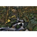 longexposurefriday Peak District Derbyshire Padley Gorge