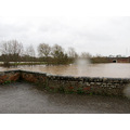 Worcester in the floods 31st December