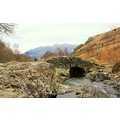 Views from the lake District - Ashness Bridge over looking Derwent Water