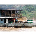 Boat steamer yangtze china