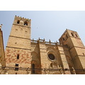 Spain Siguenza Guadalajara Catedral Gotic Cathedral Eglise