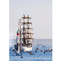 tall ships ship galleon sea mariner falmouth cornwall