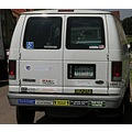 ford van bumpersticker