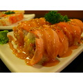 food maki omakase roll salmon jett366
