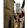 italy assisi architecture church tower italx assix churi towei