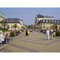 CzechRepublic Bohemia Francis Spa Colonnade