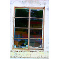 old window antque window reflections architecture vivid window reflections