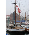 ensign yacht wharf gdansk poland harbour