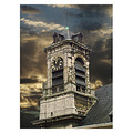 Clock Tower Znuber Luxembourg