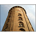 copenhagen denmark architecture brick old tower astronomy sign royal