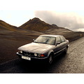 Iceland car cars road roads landscape nature remote mountain mountains black