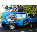 Escape Van Dunedin Botanical Gardens Littleollie
