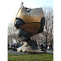 NYC Twin Towers Sphere 2008