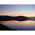 reflectionthursday 2008 sunrise otago harbour dunedin littleollie