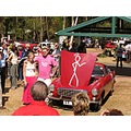 Leon Karla with The Saint at Angelas concours dElegance