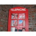 Red Small Telephone Box