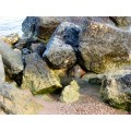 rocks lake winnipeg