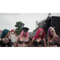 Hellfest fest metal clisson girls