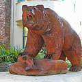 bear sculpture art berkeleyartfph