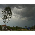 Storm is coming, and we were heading towards this storm to Muree Hills