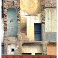 india buildings lives ruins colour open developement construction change