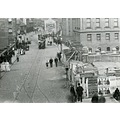 Vintage photo of my town centre. Will appeal to locals viewing my blog at fotothing.