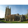 wells st cuthberts church somerset hot fuzz movie england architecture