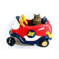 cat car kitty paulina toy milibuhscatclub