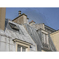 France Paris Roofs