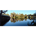 reflectionthursday panoramic view road rail bridge guildford littleollie