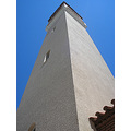 bell tower of a church in greece