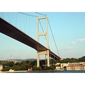 bridge bosphorus Istanbul Turkey architecture
