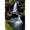 waterfall rocks longexposure nature Alabama Bamawester Autumn
