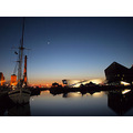 salthouse dock liverpool planets jupiter venus moon reflectionthursday