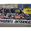 Nascar Phoenix PIR Races Racing