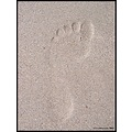 undermyfeetfriday footprint sand beach naxos greece leftfoot carlimauda