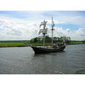 sailingyacht ketelmeer holland