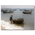 vietnam phanthiet boat beach water people vietx phanx boatv beacx watev peopx