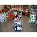 home depot relaxing manager