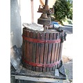 Old winepress out of use