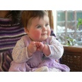 My Grand -daughter Catriona Rose