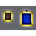 windows light blue yellow wall texture archer