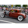 mermaid parade coneyisland brooklyn newyork people car hotrod