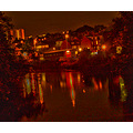 night canal hdr-