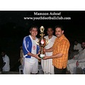 Mamoon Youth Mirpur Victory Triumph Win Trophy Cup AJK Football Club