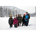Camp Scouts Winter Manning Park Marpole