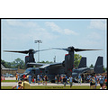 stlouis missouri us usa event airshow airplane ScottAFB CV22 Osprey 2007 vroom