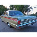 Ford Fairlane Sports Coupe 1963 Rear 2012 Billesholm Skane Sweden