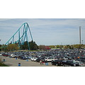 At 3:11pm.At canada's Wonderland-Theres part of the new 'Reviathan' Rollercoaster.On Saturday,Apr...