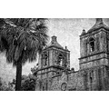 Mission San Antonio Texas textured colgdrew